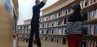 Danse à la bibliothèque et à l'école