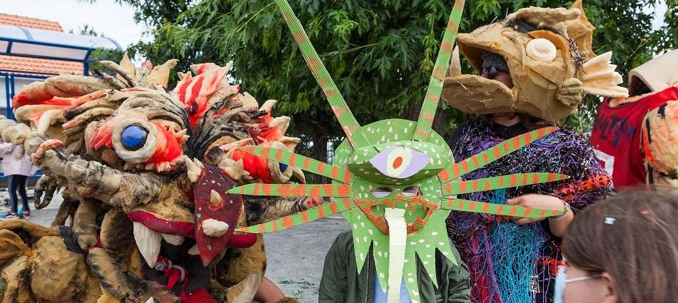 mascarade ecole